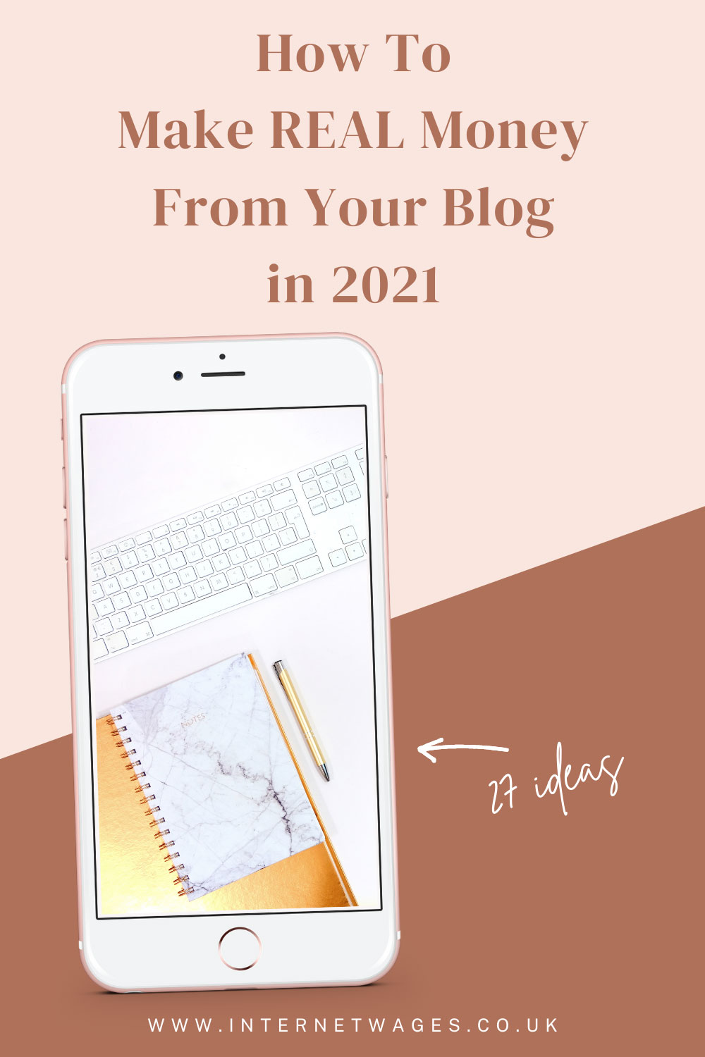How To Make Real Money From Your Blog in 2021.