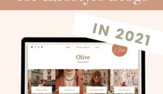 Stunning WordPress Themes for Lifestyle Bloggers in 2021