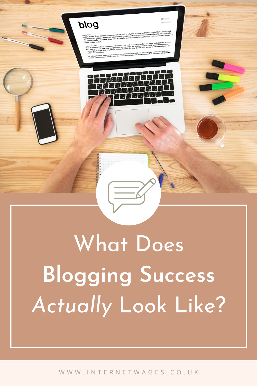 What Does Blogging Success Look Like?