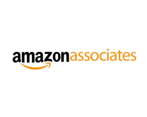 Amazon Associates Logo.