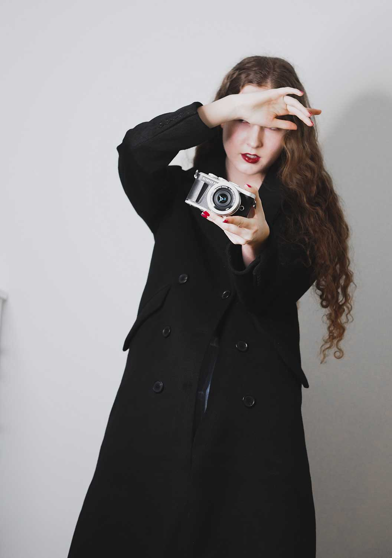 Fashion Self Portrait