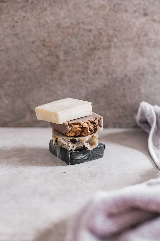 Natural Soap Photography